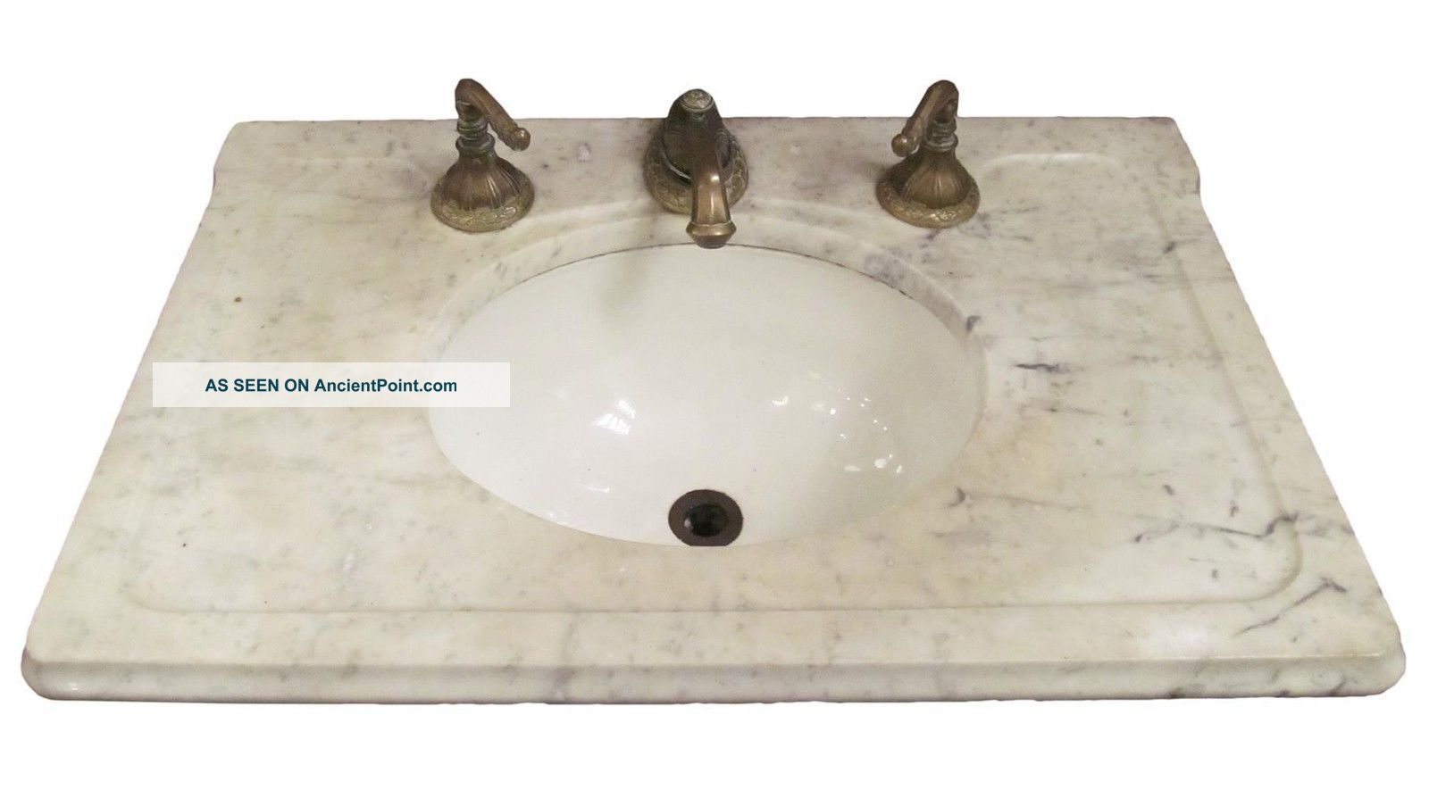 Marble Top Sink With Bowl Sinks photo