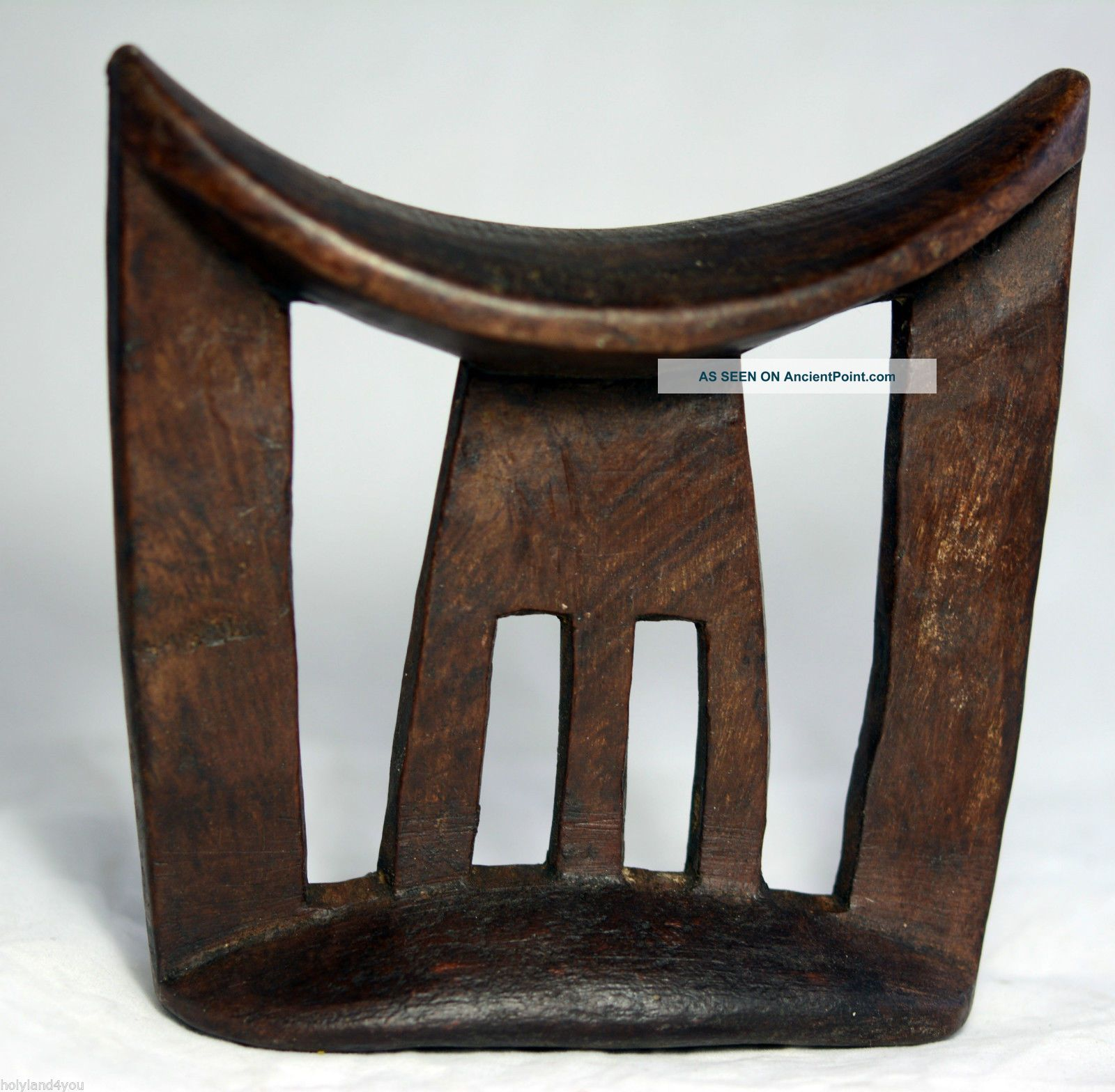 Old Ethiopian Collection Headrest Neckrest Gurage Other photo