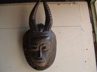 Antelope Mask photo