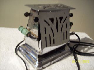 Antique Dominion Toaster,  Made By Dominion Electric Co.  Handles. photo