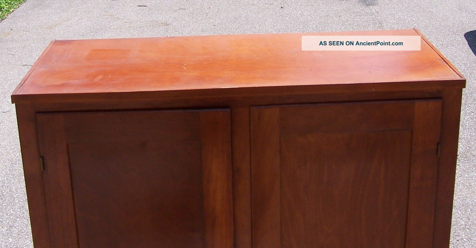 Superb img of Wood Gun Cabinet With Key It Will Lock Post 1950 photo 6 with #AE481D color and 1600x834 pixels