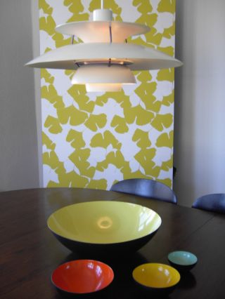 1950 ' Ph5 Poul Henningsen Louis Poulsen Mid Century Modern Danish Modern Lamp photo