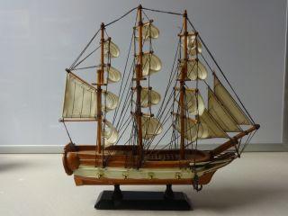 Vintage Spanish Ship Model 1800 ' S 18