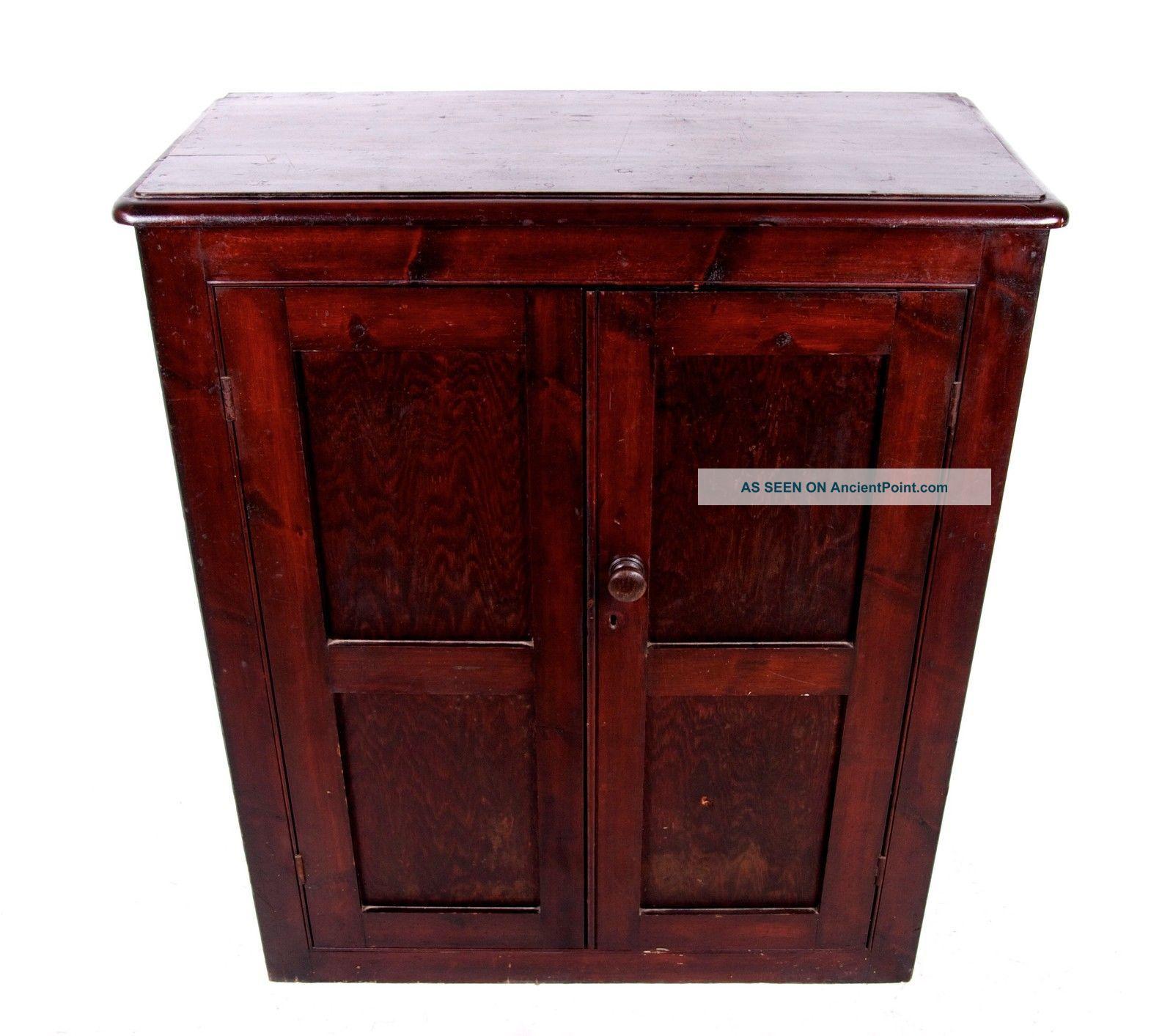 Antique Pine Bathroom Cabinet Boston Designs Deebonk