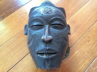 Tchokwe African Mask photo