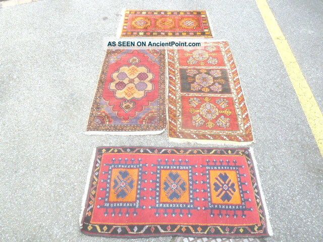 Antico - Swiss - 2 - 4 Antique Yastik 1`9x3`6and1`8x3`2and1`7 Ft Other photo