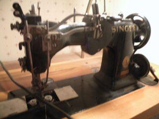 Vintage Singer 72 W 19 Sewing Machine Hemstitcher 72w19 Antique photo