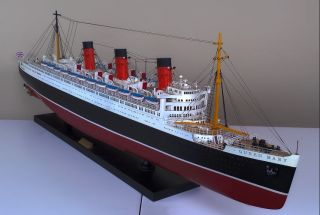 Queen Mary 40