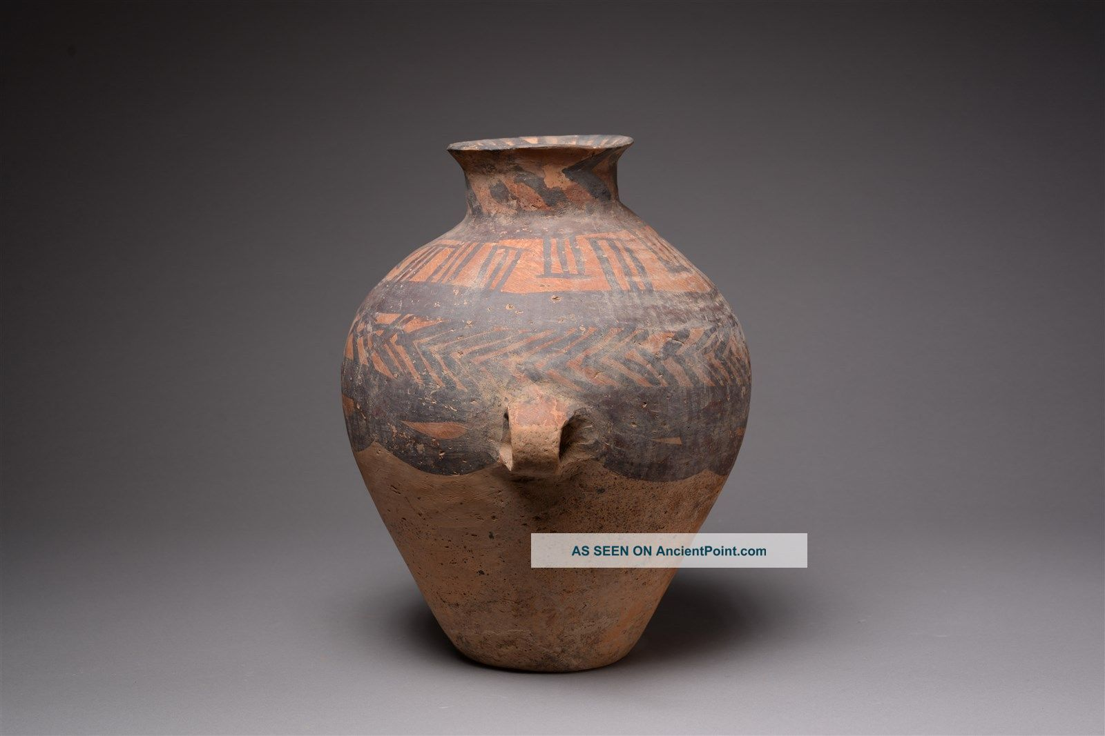 Ancient chinese neolithic yangshao culture pottery amphora vase ancient chinese neolithic yangshao culture pottery amphora vase 3000 bc reviewsmspy