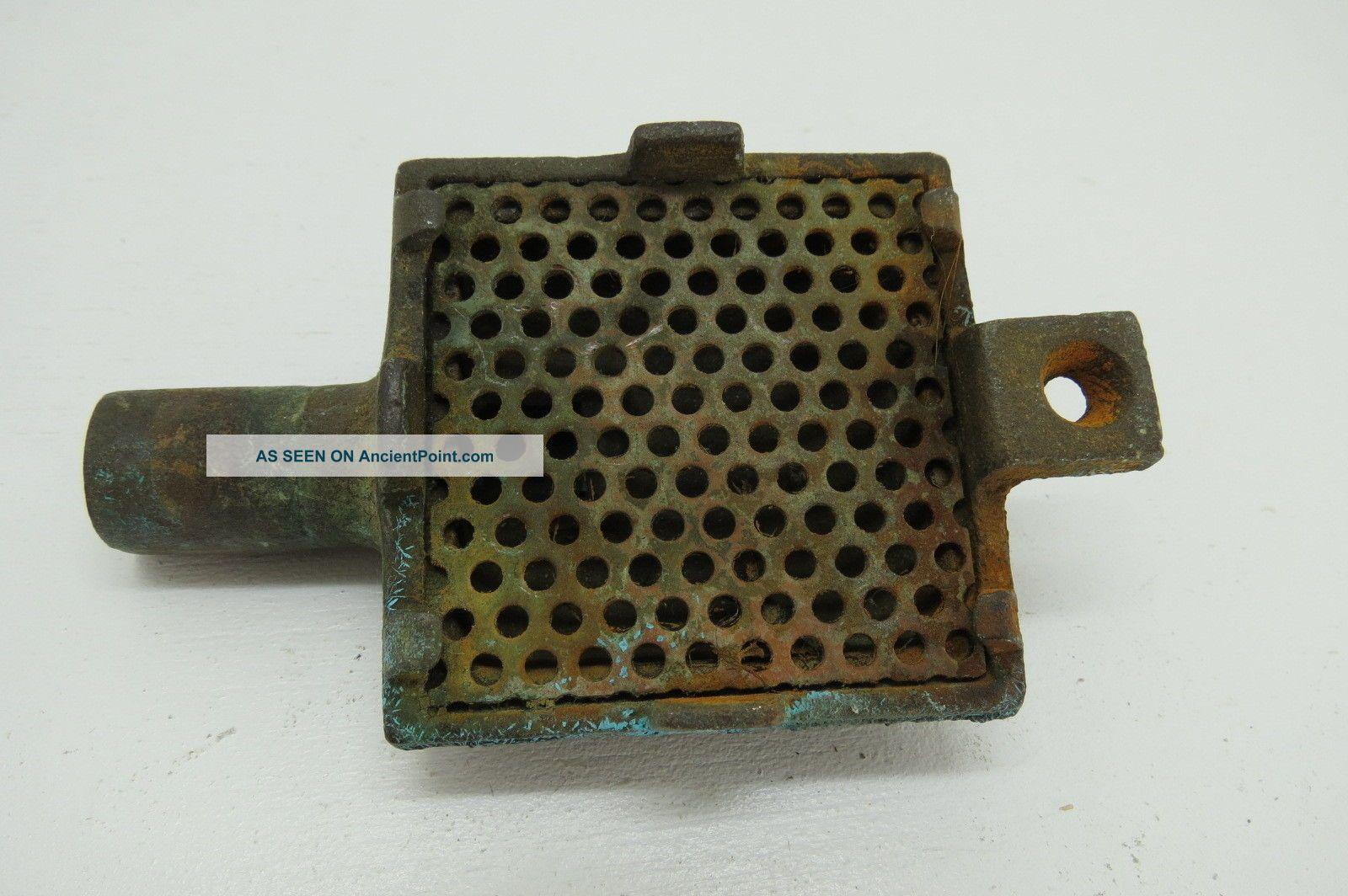 Wilcox Crittenden Brass Bronze Intake Strainer Water Drain Screen (369) Other photo