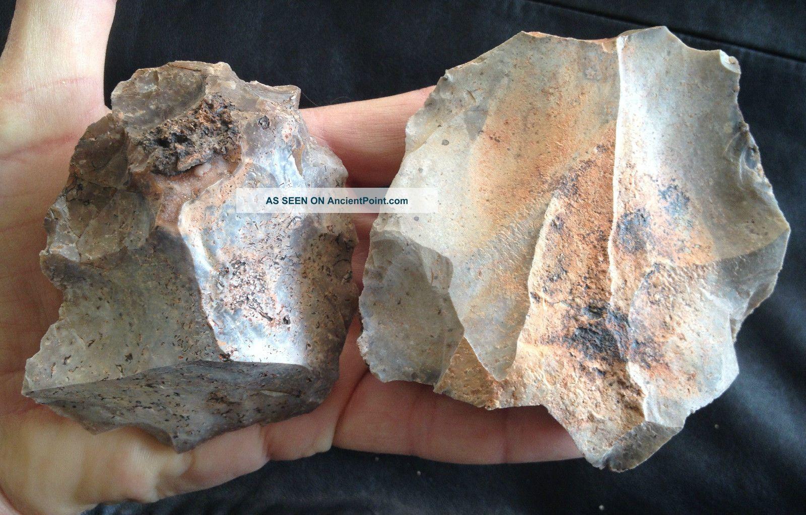 Paleolithic And Neolithic Artifacts Paleolithic Neolithic