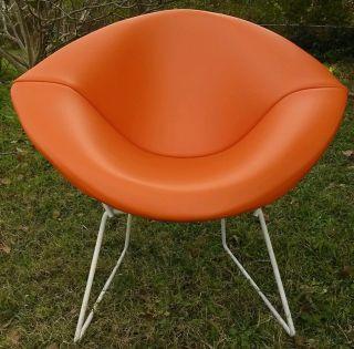 Knoll Style Bertoia Diamond Seat Full Cushions In