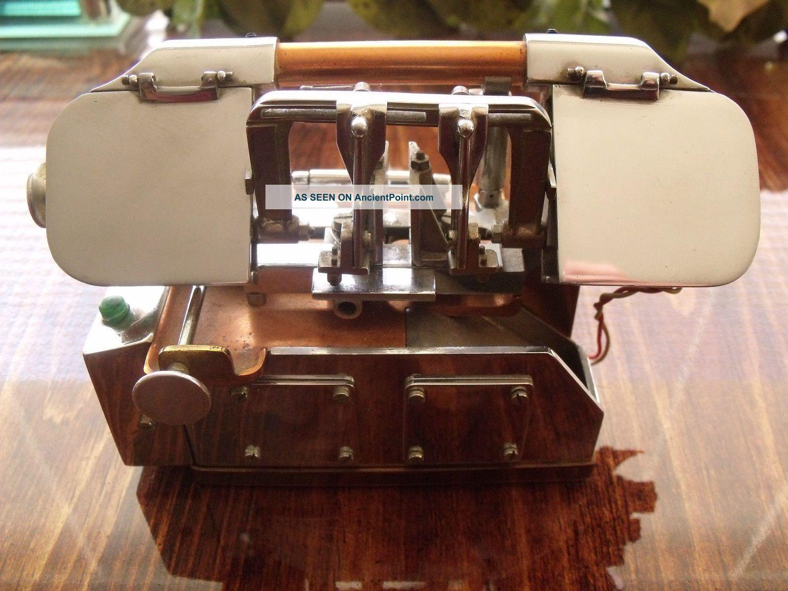 Miniature Horizontal Band Saw,  Machine Shop,  Top Craftsmanship,  Unimat,  Emco,  4