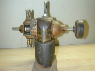 Antique Motsinger Auto Sparker Dynamo Bipolar Motor Ignition Gas Engine Hit Miss photo