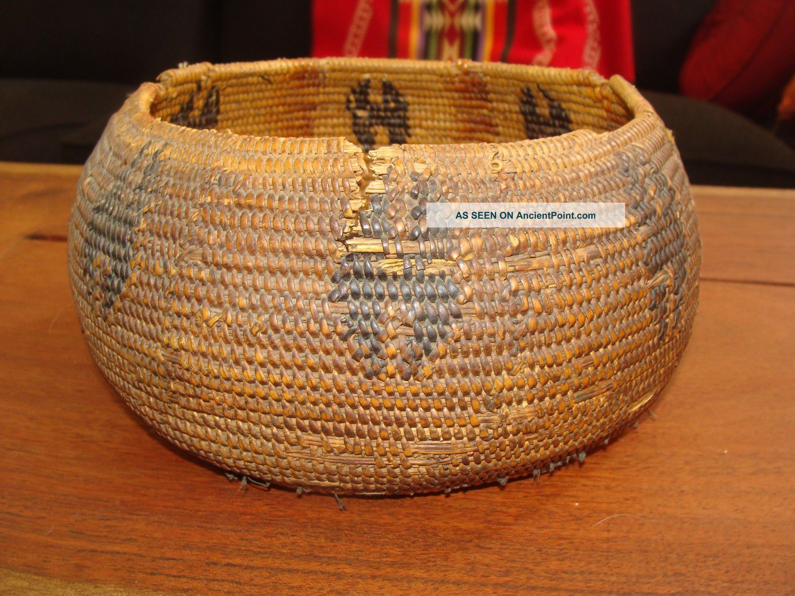 basket essay indian pomo A history of american indian pottery karok, miwok, pomo, and mono cultures of california were great basket makers in an essay in the.