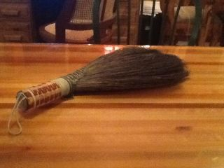 Vintage Hearth Broom,  Berea College photo