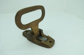 (510) Perko Bronze Folding Step Hardware Brass Sail Boat photo