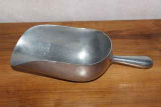 Vintage 1920 - 1940 Wagner Ware Cast Aluminum No.  1 Large Sugar Scoop Cookware photo