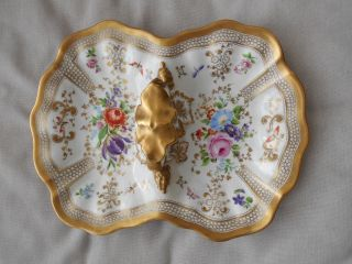 Antique Butterfly Dish
