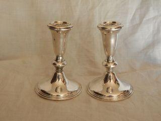 Reed & Barton Sterling Silver Elegant 5