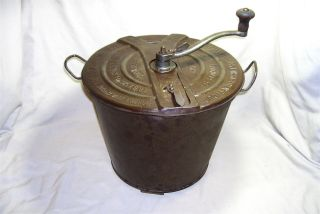 Antique Landers Frary & Clark Universal Bread Maker Dough Mixer Ca.  1920s 3843 photo