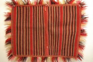 Child Poncho South American Weaving Aymara Peru Bolivia Chile Native Art photo