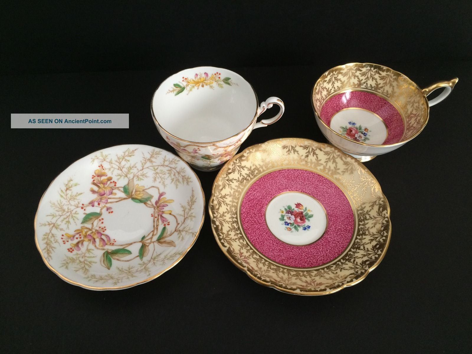 Vintage Cup New 572 Vintage Tea Cups And Saucers
