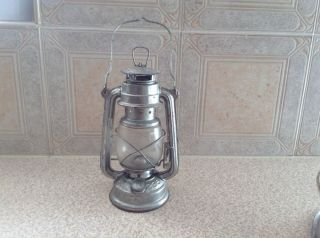 Old Oriental Oil Lamp photo