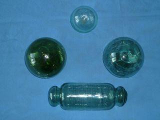 Glass Japanese Fishing Balls photo