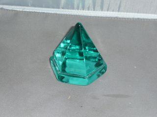 Ship ' S Deck Prism Small Aqua Prism photo