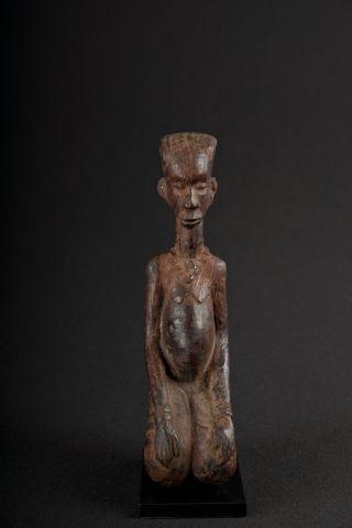Ancient Kuba Figure - Magnifique Statuette Kuba Ancienne photo