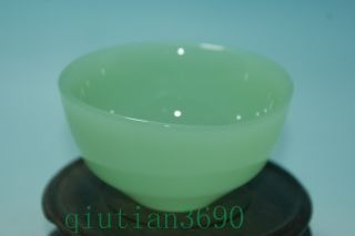 Exquisite Chinese Handmade Glass Small Bowls & Wine Cup J166 photo