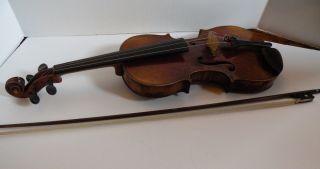 sandner german violin