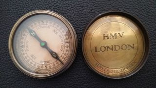 His Masters Voice Compass photo
