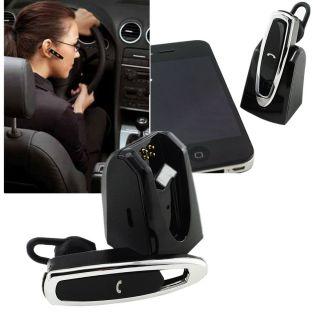 Bluetooth 4.  0 Headset Wireless Headphones,  Charging Dock Headset/ear - Hook Phone photo