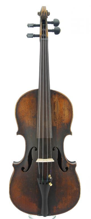 Fine,  Antique Italian Very Old 4/4 Master Violin photo