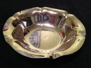 Vintage Reed And Barton Salem Silverplate Bowl 1601 photo
