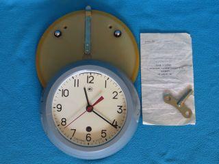 Russian Soviet Submarine Navy Marine Boat/ship Wall Clock 5 - Chm Ussr photo