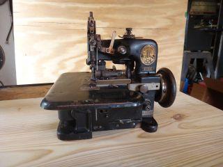 Antique Singer Serger 1926 Sewing Machine photo