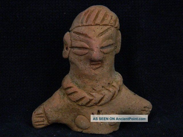 Ancient Teracotta Mother Goddess Torso Indus Valley 600 Bc Holy Land photo