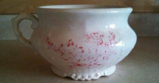 Antique Wheeling Pottery Chamber Pot Piece Of Pottery photo