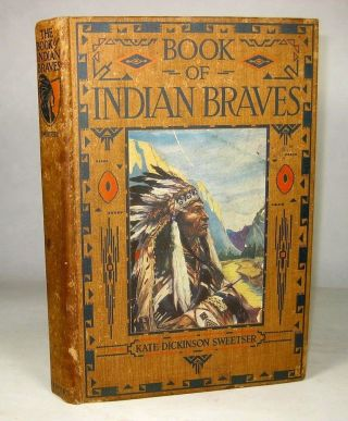 1913 Antique Indian War Chiefs Native American Biography Sitting Bull Sioux Us photo