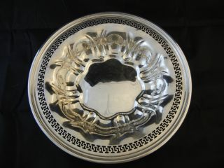 Meriden Britannia Co.  Sterling Silver Bowl 9 3/4