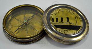 Maritime Antique Compass Replica Brass Compass Boat Compass Ship Compass Buy photo