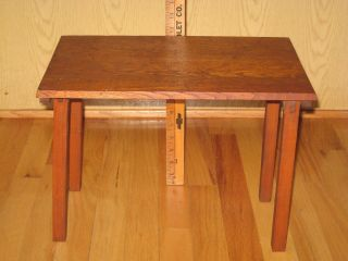 Antique Table Suitable For American Girl 18