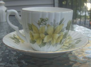 Royal Sutherland Tea Cup And Saucer Made In England photo