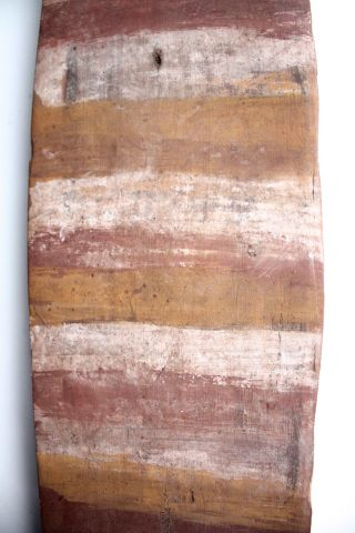 Early Aboriginal Ceremonial Shield - Northern Territory 1960 - 70 ' S photo
