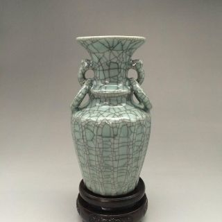 Chinese Porcelain Vase Exquisite Workmanship Of The Old Period Tributes016 photo