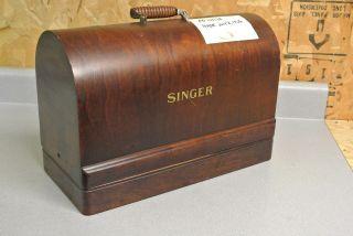 Antique Singer Sewing Machine photo