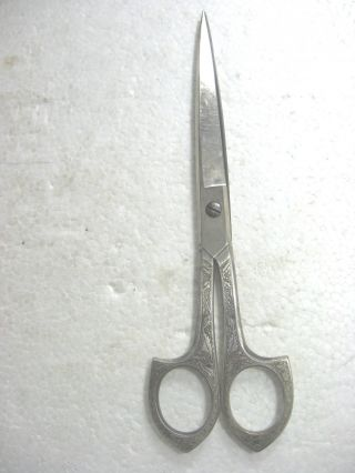 Vintage Scissors Made By Remington,  In Usa, photo